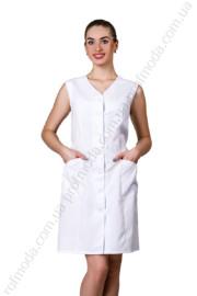 Женский медицинский халат «Линда»